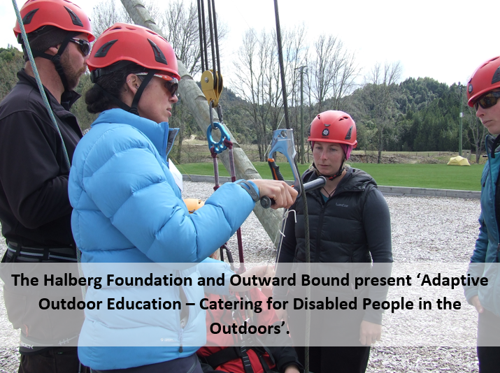 Adaptive Outdoor Education