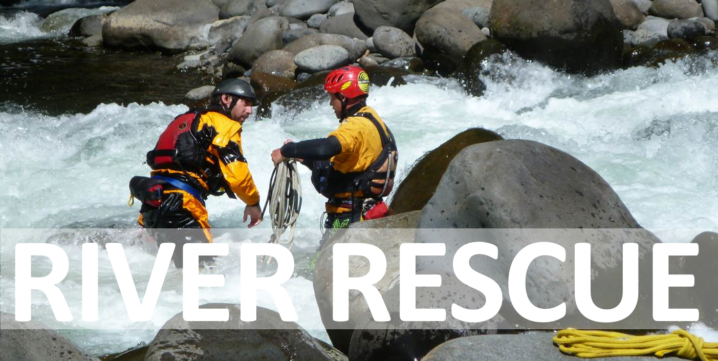 river rescue button